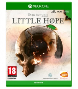 The Dark Pictures Anthology: Little Hope Xbox One Digital