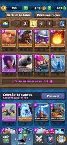 Clash Royale Full Nivel 13 Deck Full 2.6 X-besta 12CartaFull