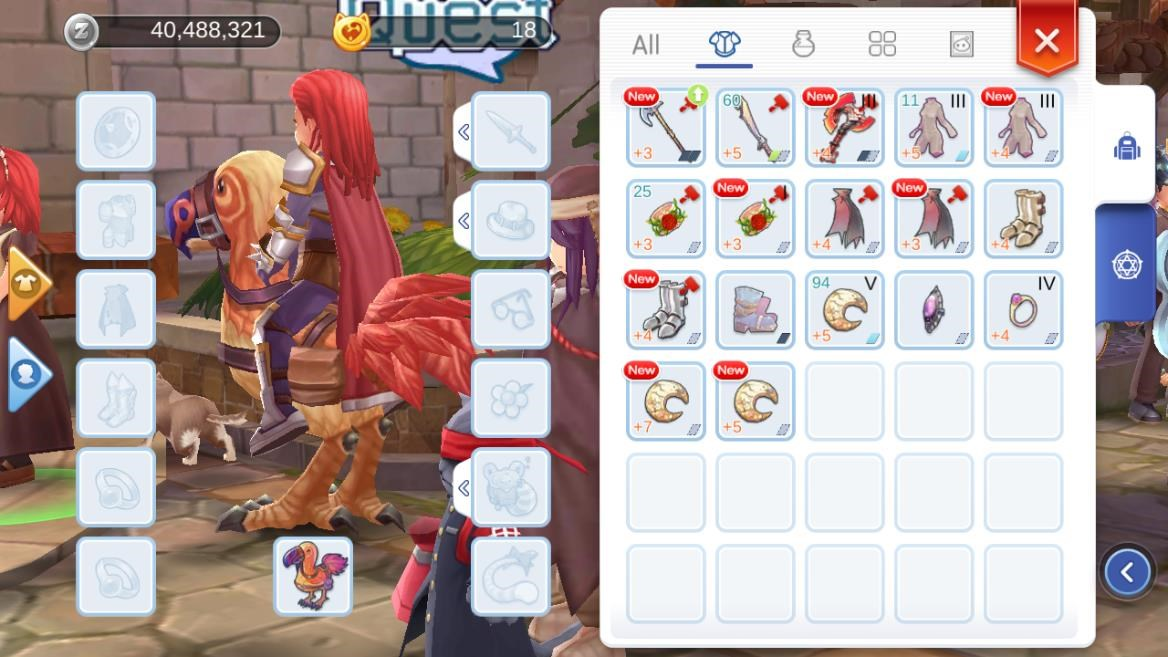 Lk Ragnarok Mobile Multijob Champion