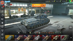 Vendo Conta World of Tank Blitz