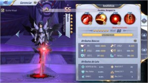 Saint Seiya Awakening - Level 63 - Server A1- HADES REPARADO