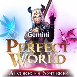 1KK (1MILHAO) MOEDAS PERFECT WORLD - GEMINI