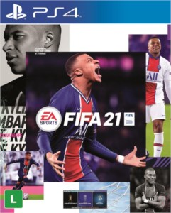 fifa 21 ps4 mídia digital primária
