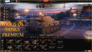 Vendo Conta World of Tanks
