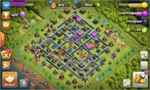 Clash of Clans CV 13