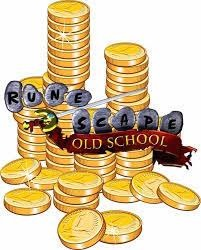 Runescape Old School Gold - R$3,10