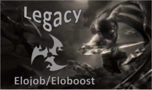 Legacy Elojob - League of Legends