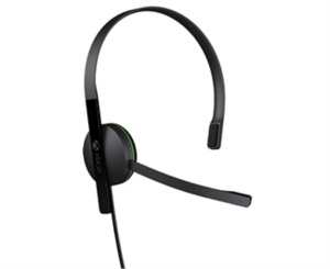 Headset Chat - Headset com fio para Xbox One