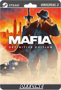 Mafia Definitive Edition PC Steam Offline - Modo Campanha