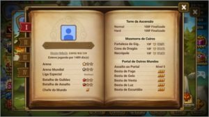 Summoners War - Europeu 60 Mobs 6 * Sendo 26 Nat5 -