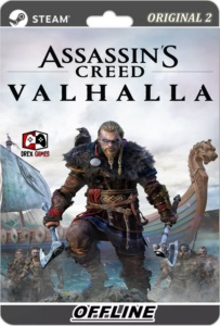 Assassins Creed Valahalla Pc Offline - Uplay Original