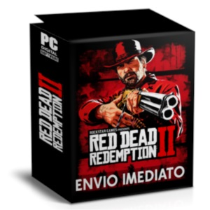 RED DEAD REDEMPTION 2 - PRODUTO DIGITAL PC