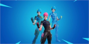 Fortnite Wildcat Bundle + 2000 V-Bucks