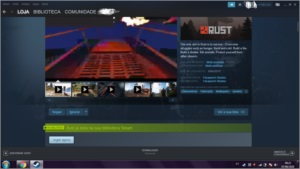 CONTA STEAM (RUST)