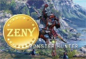 🤑🤑 MONSTER HUNTER: WORLD $$$ ZENY $$$ 🤑🤑