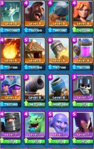 Clash Royalle Arena 9