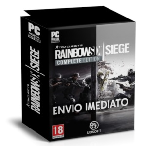 RAINBOW SIX: SIEGE – COMPLETE EDITION + ALL DLCS
