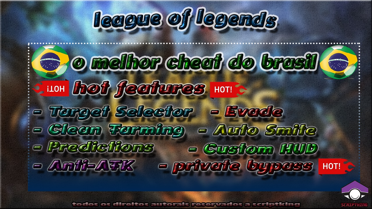 Script League of Legends