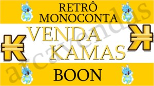 KAMAS RETRO MONOCONTA BOON