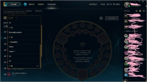 Conta League of Legends - Plat V