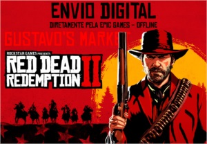 RED DEAD REDEMPTION 2 PC OFFLINE EPIC GAMES