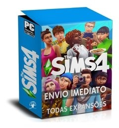 THE SIMS 4: DELUXE EDITION + ALL DLCS & ADD-ONS - P. DIGITAL