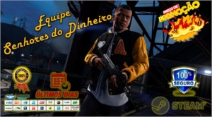 Grand Theft Auto Cinco Pc Money E Level - 300milhões