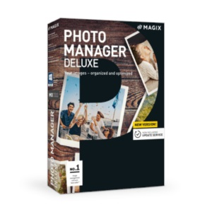 MAGIX Photo Manager Deluxe - Software original