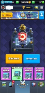 Clash royale full cartas mestre