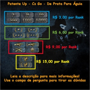 Boost De Patente Cs Go