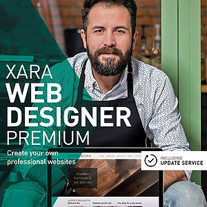 Xara Web Designer Premium - software original