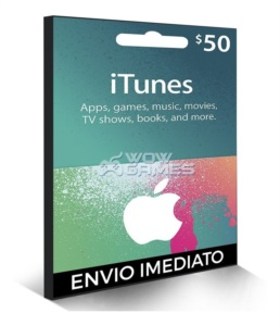 Gift Card Apple Store - USA - Envio Imediato