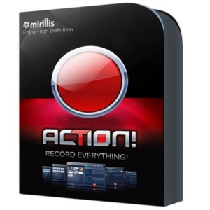 Action! Software chave original