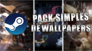 PACK PEQUENO E BARATO DE 10 WALLPAPERS STEAM
