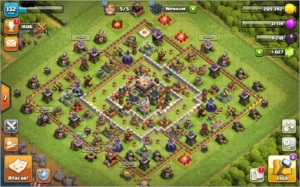Clash of Clans CV11