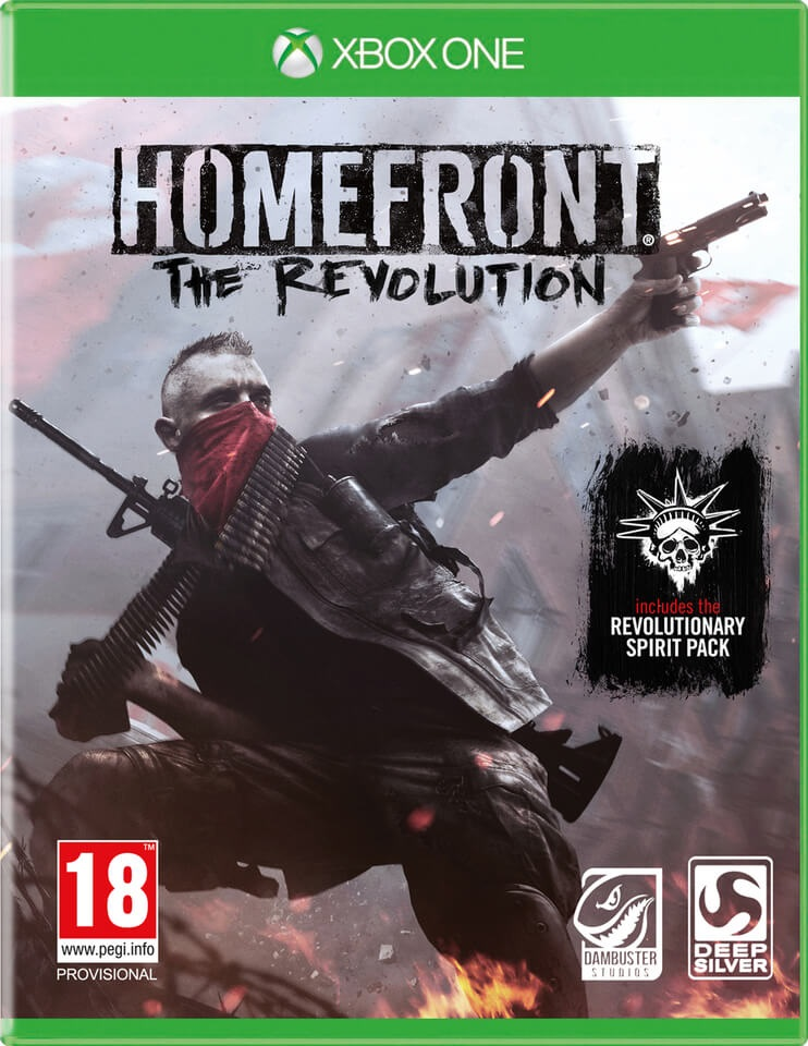 Homefront The Revolution Xbox One Digital Online