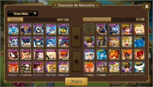 SUMMONERS WAR - GLOBAL