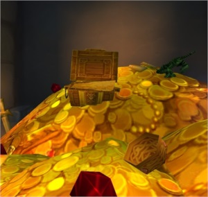 10k gold wow azralon ouro