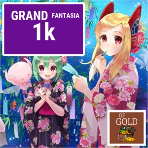 GOLD GRAND FANTASIA 1K