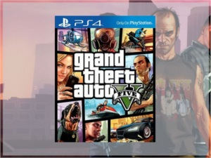 Grand Theft Auto V Ps4 Midia Digital 1ª Gta V Gta 5