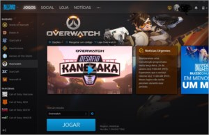 Conta Overwatch Battlenet, Hearthstone, WOW