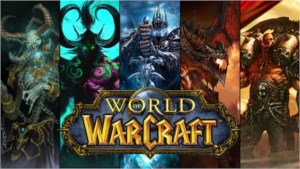 Conta World of Warcraft