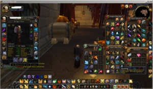CONTA WOW LINEBR PRIVATE SERVER